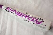 Easton Synergy softball Bat Fastpitch 30in 19oz Alloy Purple