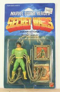 Marvel Secret Wars Doctor Octopus Action Figure Mattel 1984