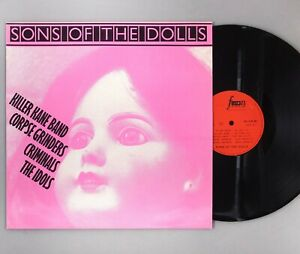 "Sons Of The Dolls - Idols/Criminals/Killer Kane Band/Corpse Grinders - 12"" Vinyl"