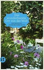 »Der wunderbarste Ort von der Welt« von Johann Wolfgang Goethe (2015, Taschenbuc