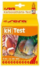 sera kH-Test - Bestimmung der Karbonathärte im Süß- & Meerwasser (1 x 15 ml)