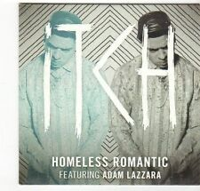(EZ572) Itch Feat. Adam Lazzara, Homeless Romantic - 2013 DJ CD
