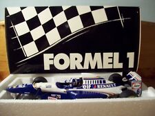 1/18 WILLIAMS RENAULT FW17 DAVID COULTHARD 1995 CLOSED BOX