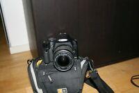 Fotocamera Canon EOS 500d reflex digitale + obiettivo 18-55 IS + borsa 550d 600d