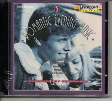 ROMANTIC EVENING MUSIC FOR FLUTE, VOL. 1 (CD, NOV-1993, LASERLIGHT) - NEW SEALED