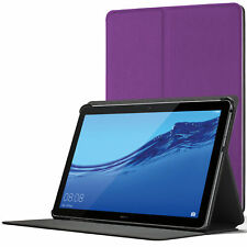 Huawei Mediapad T5 10 Case Cover Stand by Forefront Cases - Purple
