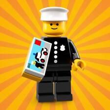 Lego Série 18 Thème Fête - la fille Déguisée en Chat