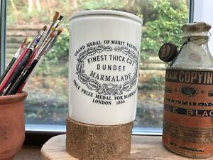 Vintage Style 1Ib Size Jam Jar Preserve Jar Keillers Dundee Finest Thick Cut