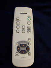 oem Toshiba Ct-90113 Remote for Tlp380 Tlp381 Projector new A stock tlp 380 381