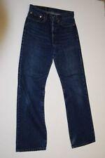 Levis 875 Jeans Hose Dunkelblau Dark Washed  W30 L32