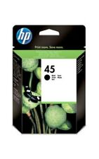 ORIGINAL & SEALED MAR 2018 HP45 / 51645A BLACK INK CARTRIDGE - SWIFTLY POSTED