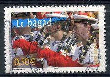 STAMP / TIMBRE FRANCE OBLITERE N° 3655 LE BAGAD