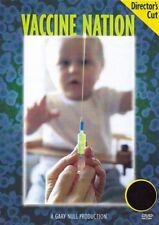 Vaccine Nation DVD - Gary Null, Health, Vaccines, Vaccination, Poison, Kids