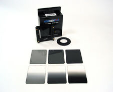 Hitech 67 KITC / W titolare,6 Filter ND & ND Grad selettore Set, ADT ring.fits COKIN un