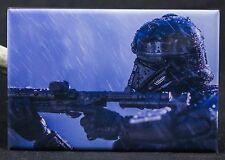 """Death Trooper - Rogue One 2"""" X 3"""" Fridge Magnet. Star Wars Toy Photography"""