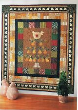 Partridge In A Pear Tree Quilt Pattern Pieced/Applique KS
