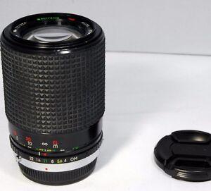 Samyang 70-210mm f4 5.6 MC ZOOM MACRO for Olympus Lens Used