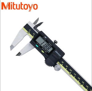 "Mitutoyo 500-196-30 0-6"" 150mm Absolute Digital Digimatic Vernier Caliper"