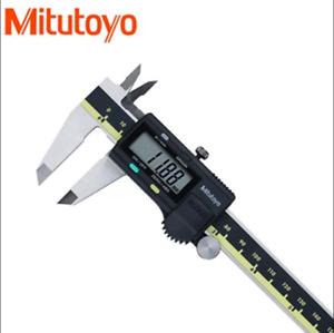 "Mitutoyo 500-196-30 0-6"" 150mm Absolute Digital Digimatic Vernier Caliper"