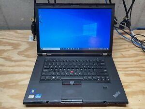 """Lenovo ThinkPad T530 15.6""""  i5-3320M @ 2.60Ghz  8GB RAM  500 GB HDD  Win 10"""