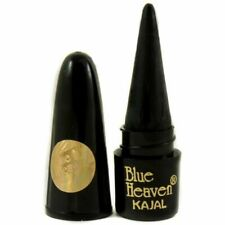 2x Natural Soft Kajal Blue Heaven Long Lasting Extra Black Smudge Proof Eyeliner