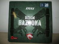 PLACA BASE / MOTHERBOARD MSI B150 M BAZOOKA