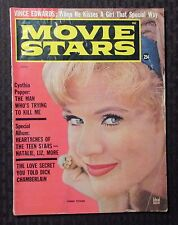 1962 April MOVIE STARS Magazine VG 4.0 Richard Chamberlin - Connie Stevens