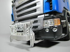 Custom Alum Animal Bumper Guard Tamiya 1/14 Scania R620 R470 Volvo Globetrotter