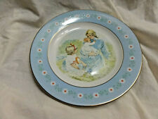 Vintage Avon 1974 Tenderness Decorative Plate Rep Award Pontesa Mother's Day