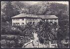 SAVONA ALASSIO 107 FIGLIE MARIA AUSILIATRICE Cartolina viaggiata 1952