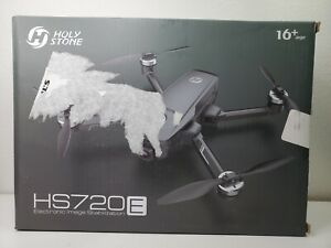 Holy Stone HS720E RC Drone with 4K EIS UHD Camera Brushless Quadcopter 2 Battery