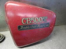 Honda 1975 1976 CB500T CB500 Twin Left Side Panel Frame Cover