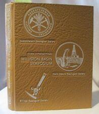 Oil &Gas, Shale Geology: Williston Basin Stratigraphy, Devonian