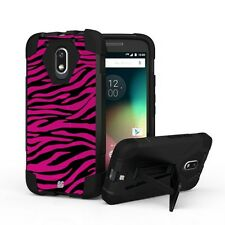 For Motorola G4 Play G Play XT1609 XT1607 Moto E3 Rugged Case w/Stand Cover