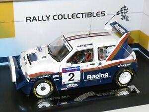 1/18 MG Metro 6R4  Winners British Midland Ulster Rally 1986  J.McRae/I.Grindrod