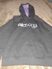 Billabong Hooded Sweatshirt Small