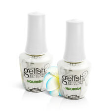 2 Bottles Harmony Gelish Nourish Cuticle Oil 0.5oz