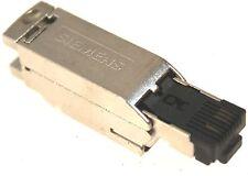 NEW SIEMENS SIMATIC NET ETHERNET FC RJ45 PLUG 6GK1901 1BB10 2AE0 4 PIN FOUR