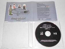 Maxi Single CD  Limp Bizkit - Rollin  1999  3 Tracks + Video  77 L 6
