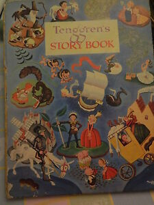 1944 TENGGREN'S STORY BOOK