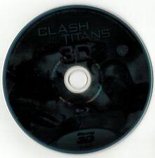 Clash of the Titans 3D (3D Blu-ray disc) Sam Worthington