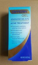 New Differin Adapalene Gel 0.1% Acne Treatment 0.5 Oz. Clinique Clearasil Skin