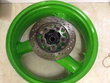 Rear Wheel And Disc KAWASAKI  ZXR 750 J1