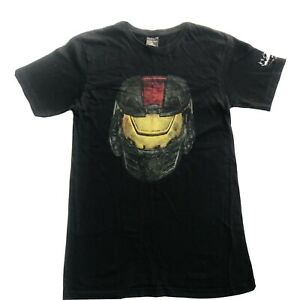 Halo Wars 2 T-Shirt Size Small Microsoft Studios 343 Industries Black Tee