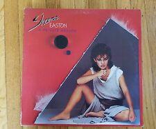 Sheena Easton, A Private Heaven 1984 VG+ Vinyl VG Cover ST-517132 EMI