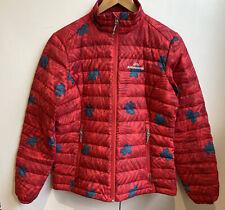 Kathmandu Womens Duckdown 550 Lightweight Packable Puffer Jacket Size 8