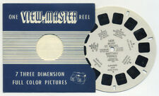 MONT St. MICHEL Brittany France Belgium-made ViewMaster Reel 1431