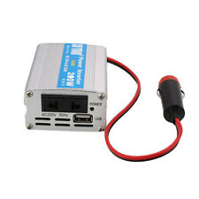 200W Auto Car Power Inverter Converter DC 12V To AC 220V Overload Protect