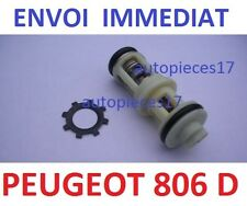 KIT JOINT + CLIPS + NOTICE REPARATION PANNE SUPPORT FILTRE GASOIL PEUGEOT 806TD