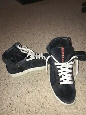 f6dee3089 PRADA High Top Casual Shoes for Men 9 Men's US Shoe Size for sale | eBay